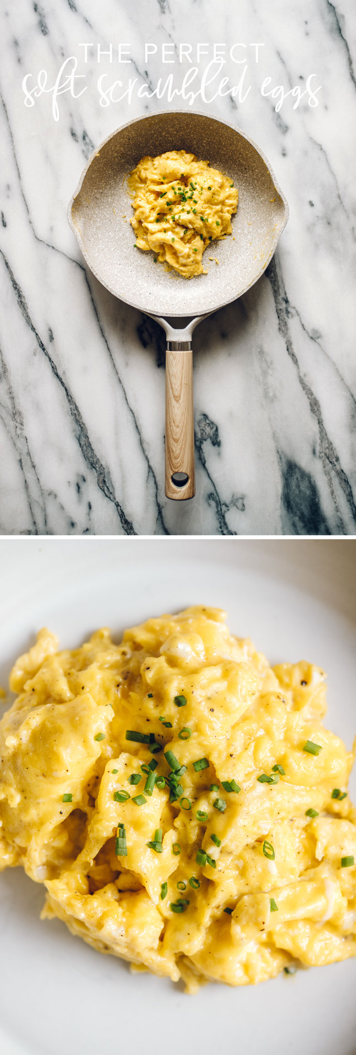 Intuitive Cooking : The Perfect Soft Scrambled Eggs