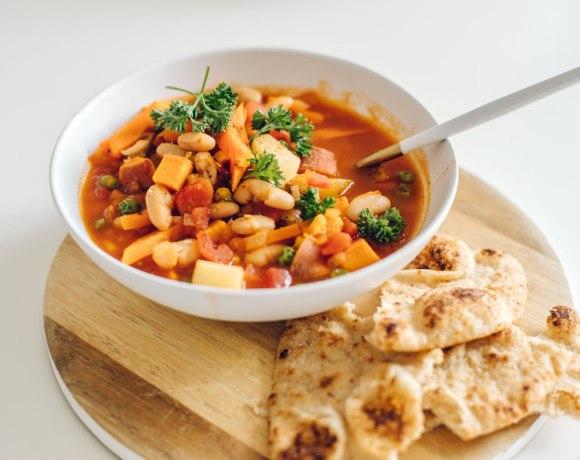 Intuitive Cooking : 30-Minute Versatile Vegetable Stew