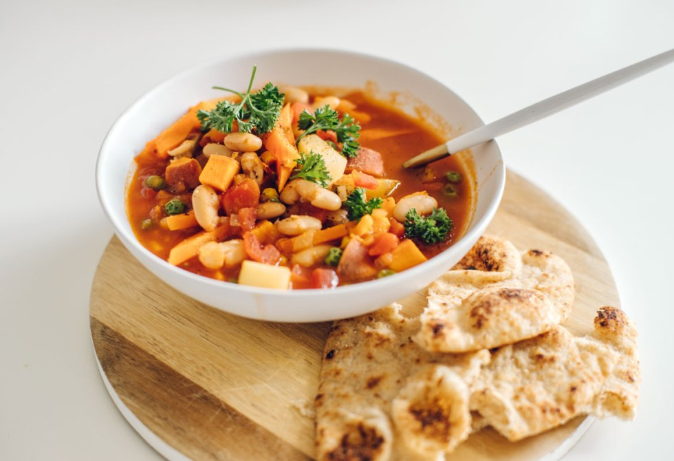 Intuitive Cooking : 30-Minute Versatile Vegetable Stew | Brewing Happiness