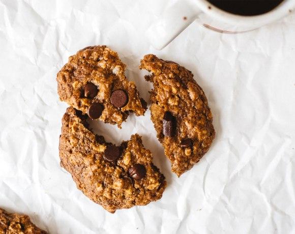 Muesli Kitchen Sink Cookies   Brewing Happiness