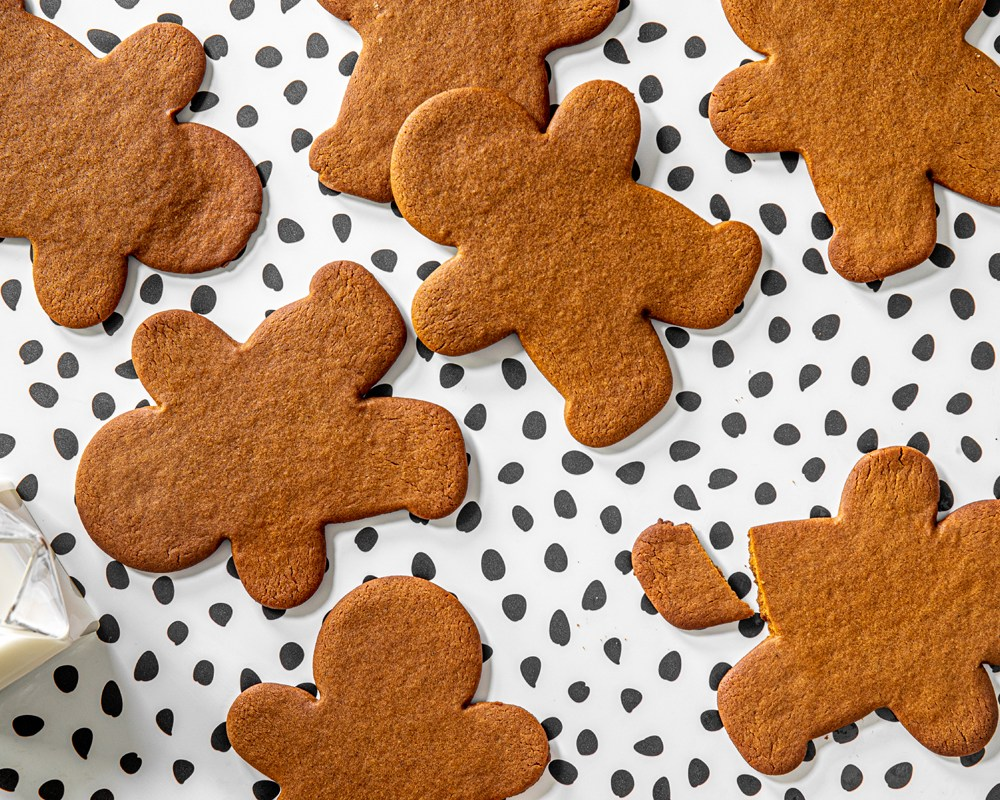 Grandma's Spiced Gingerbread Recipe