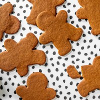Grandma's Spiced Gingerbread Recipe