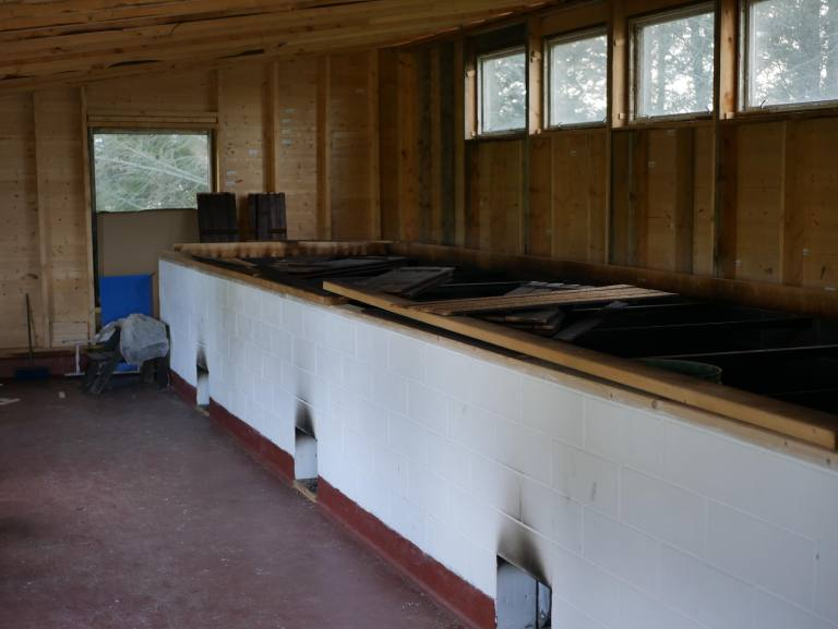 Klostergården's såinnhus