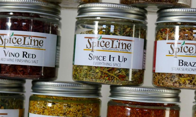 Free SpiceLine Seasoning