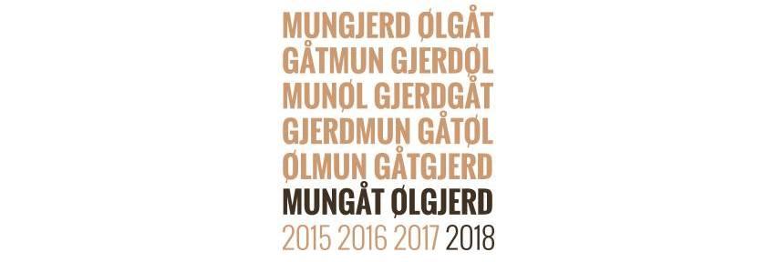 Mungåt Ølgjerd 2018