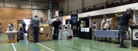 Mobster Brewing, Raiå, Fyldige Atleters Bryggeri, Costa Plenty, og Completely Different Brewing
