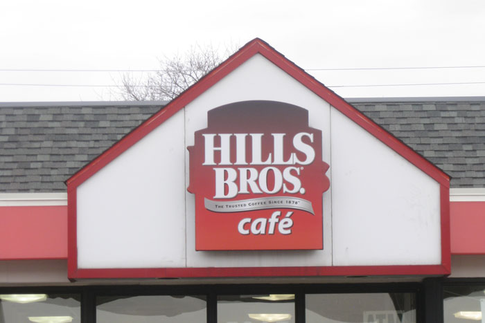 Hills Bros Coffee service chicago