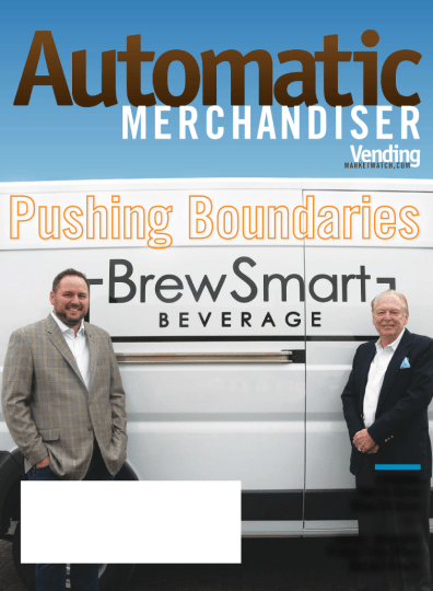 Cover of Automatic Merchandiser