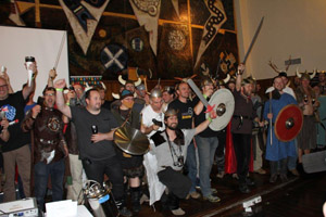 Beer, Action, Vikings - The Club Brew Night