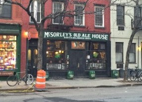 McSorley's Old Ale House, East Village