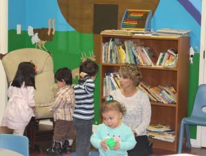kids in the Nursery