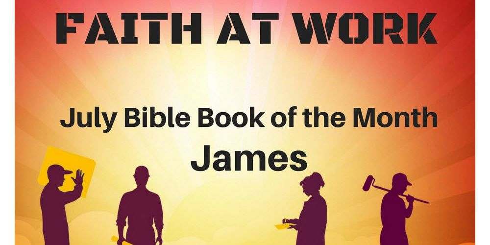 Bible Book of the Month  - The Letter of James