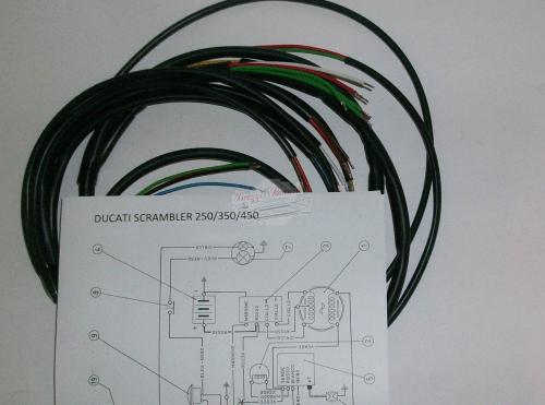 small resolution of impianto elettrico ducati scrambler mak 3 desmo 250 350 450 schema