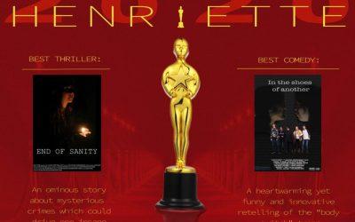 """Verleihung der ersten """"Henriette"""""""