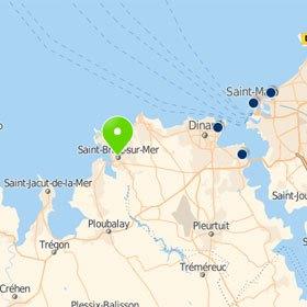 Chambre dhtes  SaintBriac sur Mer le Clos du Pont Martin proche Dinard et SaintMalo