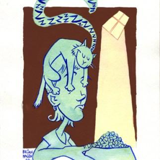 Poster: Benefit for Cat Shelter