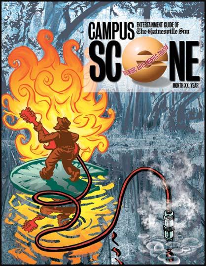 """Scene magazine: """"Music from the Swamp"""""""