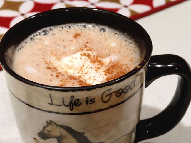 Better-than-Starbucks Hot Chocolate