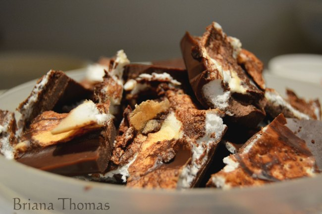 Meringue Skinny Chocolate