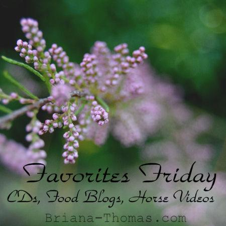 Favorites Friday 8-8