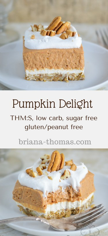 Pumpkin Delight
