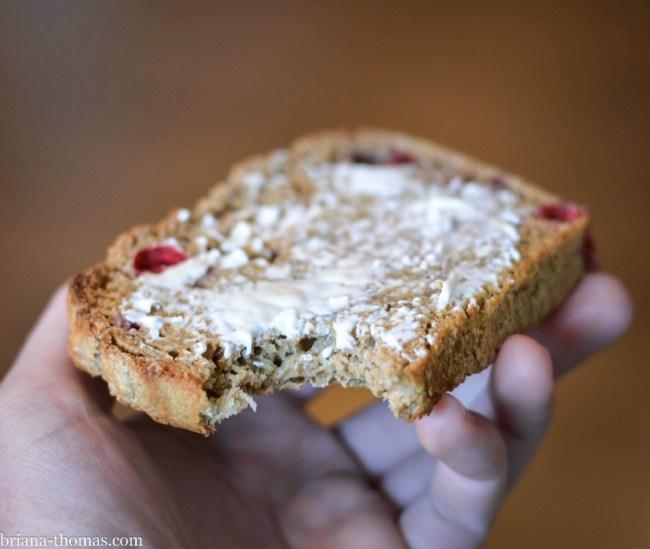 Cream Cheese Toast
