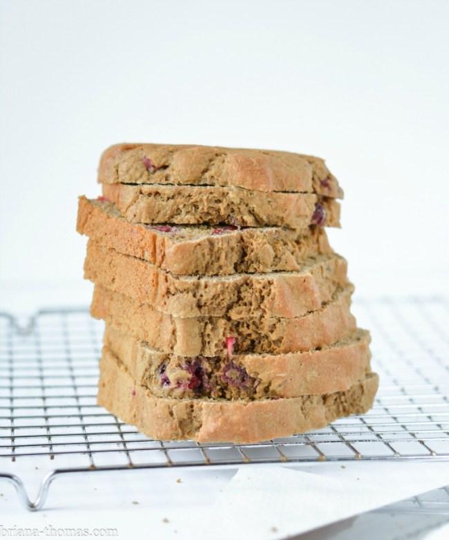 Cinnamon Craisin Swirl Bread