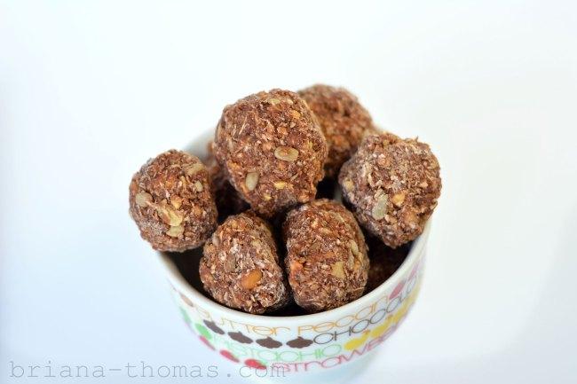 Easy Snack Balls