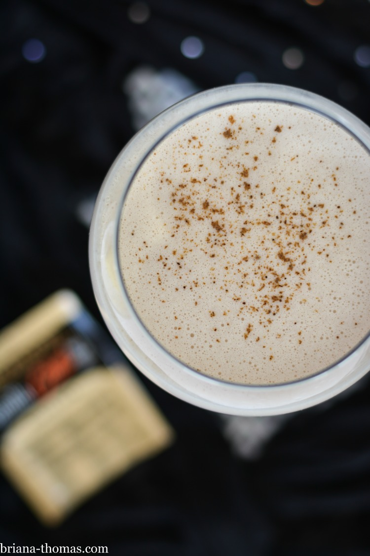 This Velvety Chai (Bulletproof-style) is THM:S, low carb, sugar free, gluten and peanut free.