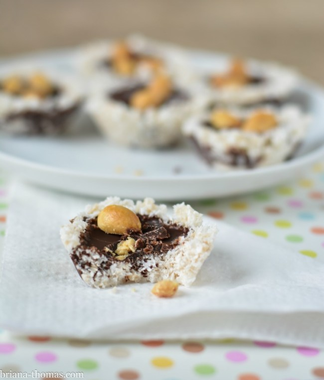 Choconut Birds' Nests
