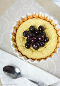 5-Ingredient Cheesecakes for Two