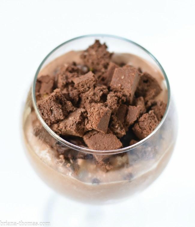Mock Chocolate Xtreme DQ Blizzard