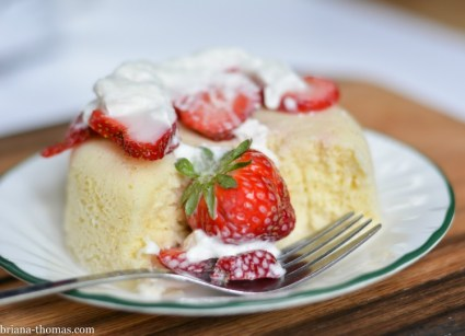 5 Ingredient White Cake