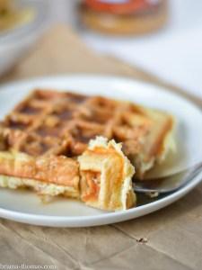 5-Ingredient Waffles & Pancakes