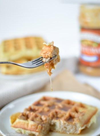 5 Ingredients Waffles & Pancakes