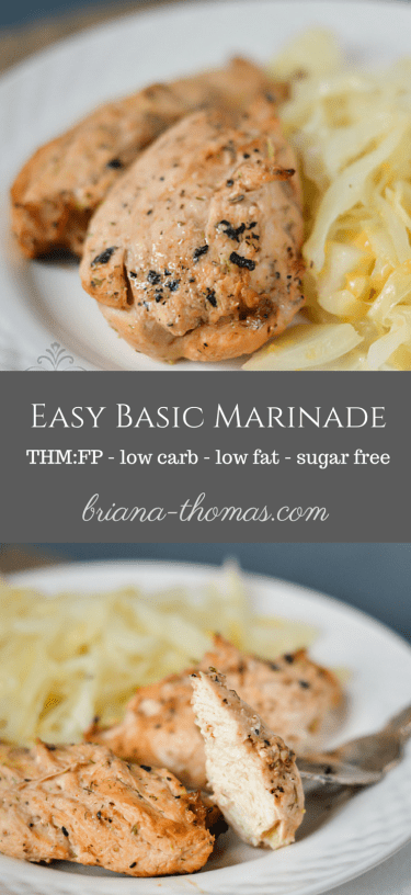 Easy Basic Marinade