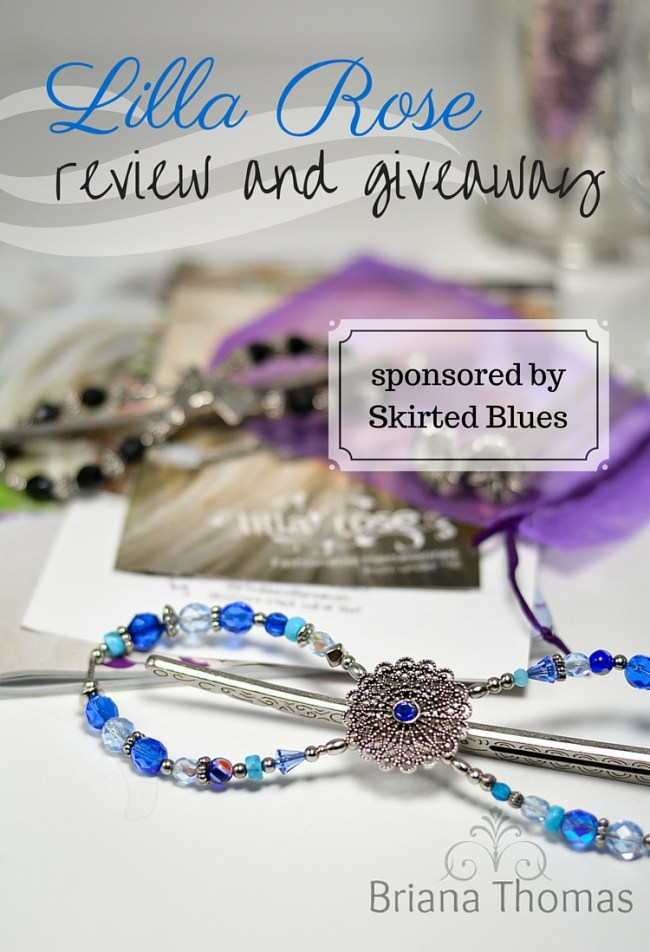Lilla Rose Review and Giveaway
