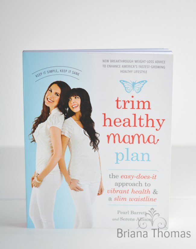 Trim Healthy Mama Book Review and Giveaway