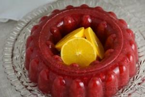 Jiggly Cranberry Orange Salad