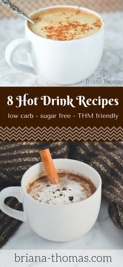 8 Hot Drink Recipes