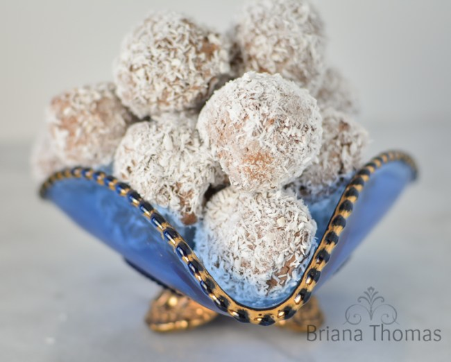 Chocolate Cream Cheese Truffles