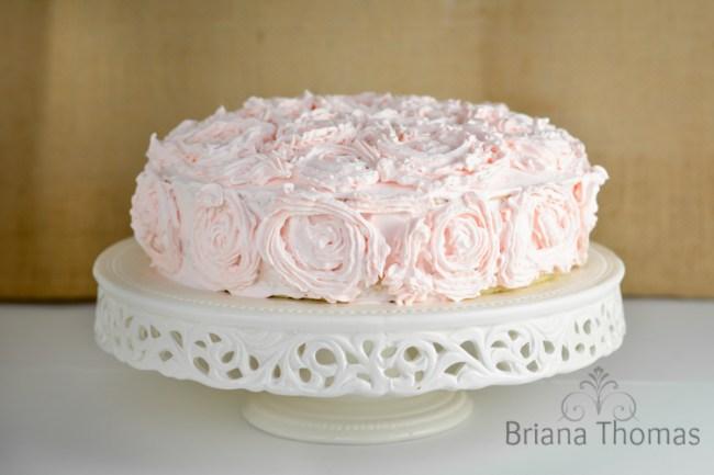 Showstopper Valentine Cake