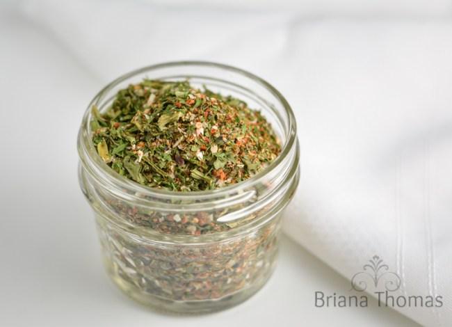 Bri's Basic Spice Rub