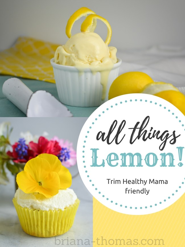 All Things Lemon! recipe roundup