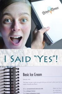 Musings of Bri: I Said Yes!