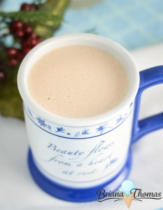 Velvety Hot Chocolate