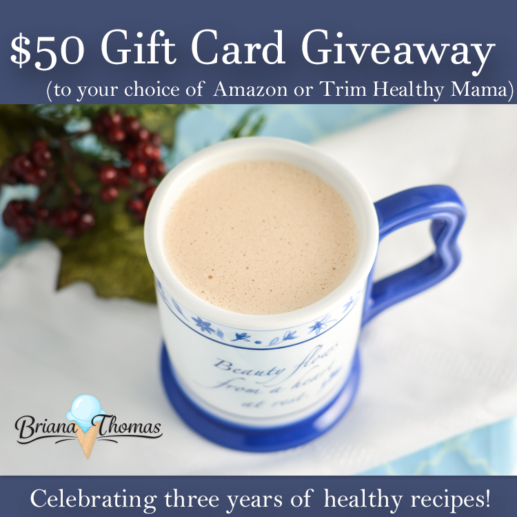 $50 Gift Card Giveaway from Briana-Thomas.com