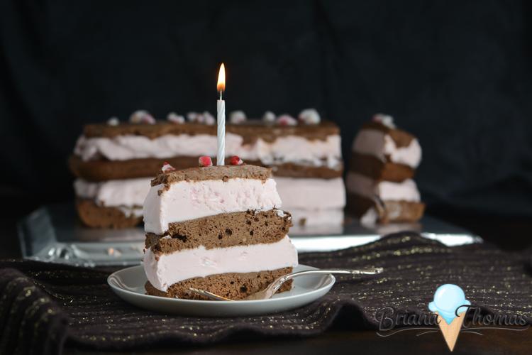 Peppermint Brownie Ice Cream Cake And My 21st Birthday Briana Thomas
