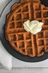 Mocha Waffle