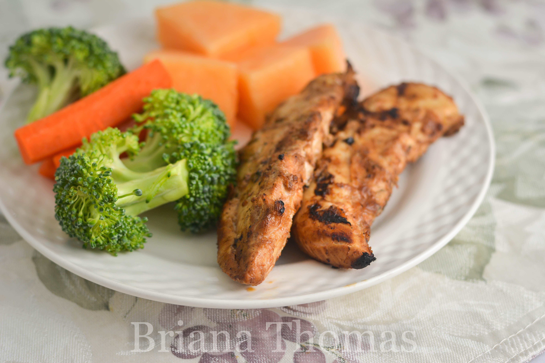 Pineapple Marinated Chicken